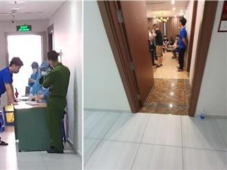 Hà Nội phát hiện nhóm 40 người Trung Quốc nhập cảnh trái phép, thuê chung cư sống
