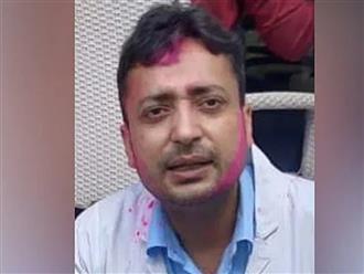 Ấn Độ chấn động vì thông tin bác sĩ chống Covid-19 tự tử do trầm cảm