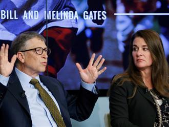 Cặp vợ chồng giàu có nhất nhì thế giới Bill và Melinda Gates bắt đầu phân chia tài sản kếch xù sau ly hôn, 2,4 tỷ USD đã được chuyển cho vợ cũ