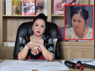 Trước khi đâm đơn kiện, bà Phương Hằng gay gắt hỏi thẳng NS Hồng Vân: 'Những người giàu có đều đi lừa đảo hết hả?'