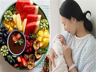 Nhờ ăn những thực phẩm này mà có nhiều sữa cho con bú lại nhanh hồi phục sức khỏe sau sinh