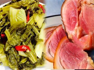 3 thực phẩm gây hại cho huyết áp còn hơn cả thịt mỡ, rất tiếc là nhiều gia đình sử dụng thường xuyên làm tăng nguy cơ tai biến, đột quỵ bất cứ lúc nào