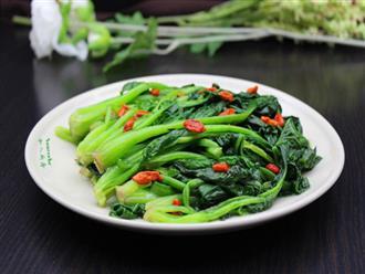 """4 loại rau là """"ngân hàng"""" cung cấp axit folic tự nhiên, ăn thường xuyên rất tốt cho cơ thể"""