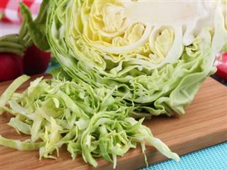 Điều gì sẽ xảy ra với cơ thể nếu bạn ăn bắp cải thường xuyên?