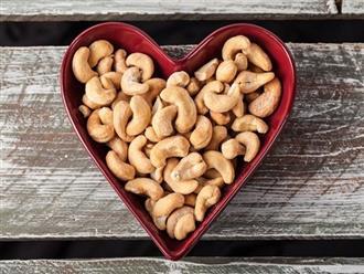 Điều gì xảy ra với cơ thể khi ăn hạt điều?