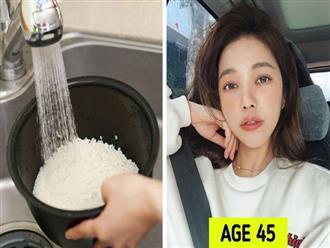 Bí quyết giúp phụ nữ châu Á trẻ trung ở tuổi 50