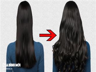 Muốn tóc dày bồng bềnh, bổ sung ngay 5 vitamin thiết yếu vào chế độ ăn hàng ngày