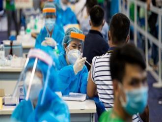 2 trường hợp người ở Hà Nội, TP.HCM được về quê khi đã tiêm đủ 2 mũi vắc xin COVID-19