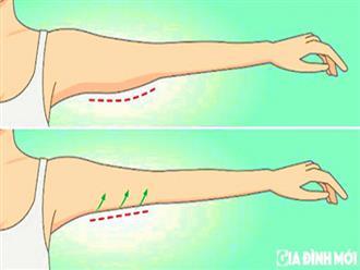 5 bài tập giảm mỡ bắp tay và vai cho cánh tay săn chắc, thon gọn chỉ dưới 30 phút mỗi ngày