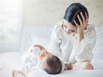 6 triệu chứng bất thường sau sinh cần lưu ý