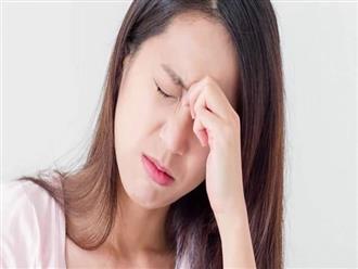 Hiện tượng đau nửa đầu nhức mắt là bệnh gì?