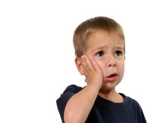 Vì sao trẻ em thường bị sâu răng?