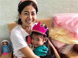 Đến cuối cùng trước khi nhắm mắt, diễn viên Mai Phương vẫn dành trọn tình yêu cho con gái nhỏ!