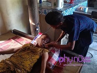 Bi đát cảnh đời cụ bà 83 tuổi nuôi con gái 51 tuổi mắc bệnh ung thư: 'Tôi mà chết, con sẽ sống thế nào đây?'