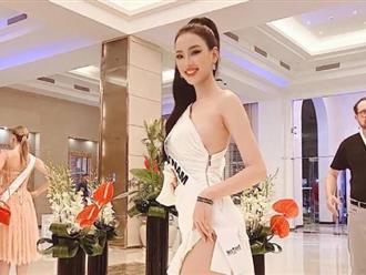 Diễn biến mới nhất vụ Trần Hoàng Ái Nhi tham dự Miss Intercontinental 2021 bị thu giữ hành lý vì nghi buôn lậu
