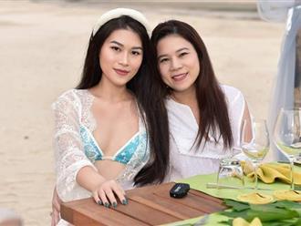 Hé lộ thông tin hiếm hoi về mẹ Ngọc Thanh Tâm - nữ đại gia thủy sản nổi tiếng