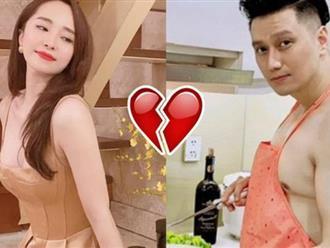 Quỳnh Nga đăng ảnh gợi cảm nhưng fan phát hiện chi tiết cho thấy Việt Anh không 'mặn mà' như xưa
