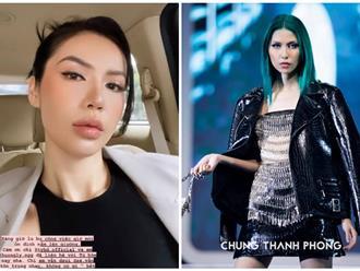 Minh Tú chính thức lên tiếng làm rõ chuyện bị đồng nghiệp chửi đổng ở show thời trang