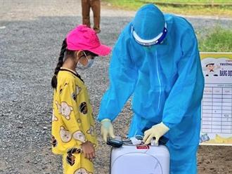 'ATM yêu thương' dang rộng vòng tay bảo trợ trẻ mồ côi do dịch Covid-19 tại TP.HCM