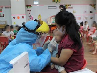Bắc Ninh khẩn cấp 'dập dịch' sau khi phát hiện 11 ca mắc Covid-19, có nhiều học sinh và trẻ mầm non