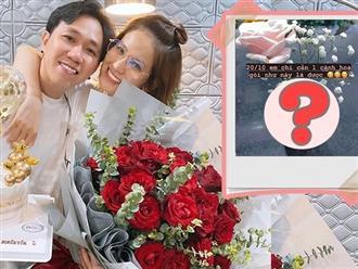"""Bạn gái Anh Đức chỉ mong nhận 1 cành hoa ngày 20/10, ai dè cú """"twist"""" nằm ở chi tiết sốc này?"""