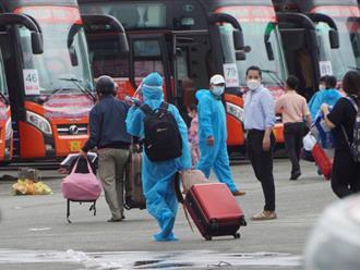 Bộ Giao thông Vận tải yêu cầu người đi xe khách, tàu thủy phải xét nghiệm nếu từ vùng dịch