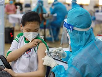 Chuyên gia giải đáp một số thông tin về việc tiêm vaccine phòng Covid-19 cho trẻ em, lưu ý một số trường hợp có thể có tác dụng phụ phức tạp hơn