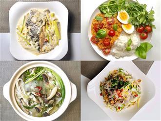 Cẩm nang món ăn vừa bổ, vừa khỏe của giúp cô nhân viên văn phòng ở Nhật Bản 'ăn một mình vẫn vui'