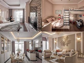 'Chếnh choáng' với ngôi nhà đẹp như khách sạn 5 sao, ngàn góc 'sống ảo' lung linh của chị đẹp Hà Thành