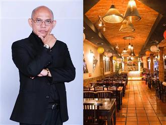 Choáng ngợp độ 'khủng' trong nhà hàng của 'ông trùm showbiz': Lấy cảm hứng từ 'nón lá' quê hương, phủ 'vàng' cả không gian hoành tráng