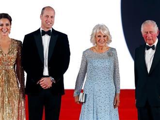 Choáng ngợp với phong cách thời trang thảm đỏ của dàn sao 'No Time to Die' tại Anh