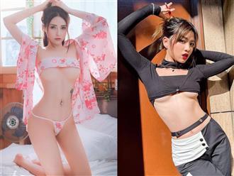 Cộng đồng mạng 'ngộp thở' với loạt mỹ nhân Việt 'hào phóng' khoe thân trong những bộ cánh 'mặc như không'