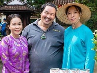 'Bạn thân' Việt Hương bị 'réo tên' trong lùm xùm từ thiện, Hoàng Mập đáp trả: 'Cây ngay không sợ chết đứng'