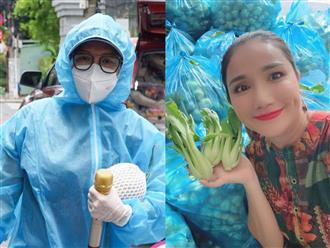 Giữa 'bão tố' sao kê của Vbiz, những sao Việt ghi điểm khi 'rút hầu bao' để làm từ thiện