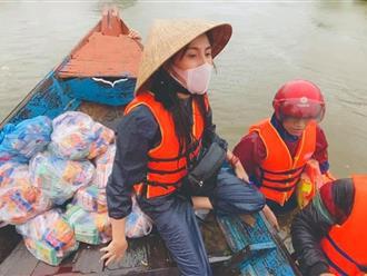 Ba huyện ở Quảng Nam đã làm xong báo cáo để gửi đến Bộ Công an, khẳng định chắc nịch một điều về quá trình từ thiện của vợ chồng Thủy Tiên