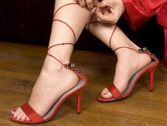 Mỗi kiểu bàn chân mang ý nghĩa theo cả cuộc đời, nhìn chân đoán ngay được GIÀU SANG hay NGHÈO HÈN