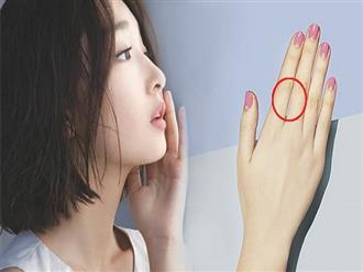 Nhìn vào ĐIỂM này trên bàn tay, biết ngay người phụ nữ có GIÀU SANG PHÚ QUÝ hay không?