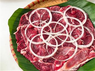 'Mát ruột' với món bò nhúng giấm 'vừa thổi vừa ăn' của mẹ nội trợ 8x
