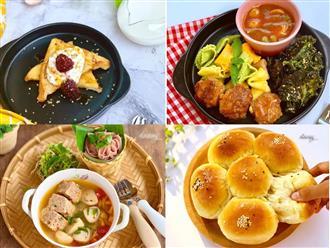 Bày biện món ăn 'đẹp hơn nhà hàng' mẹ trẻ Buôn Mê Thuột tung chiêu 'bách phát bách trúng' khiến trẻ biếng ăn cũng mê tít