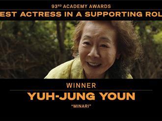Knet bùng nổ: Youn Yuh Jung trở thành nữ diễn viên Hàn Quốc đầu tiên và châu Á thứ hai trong lịch sử đoạt giải Oscar