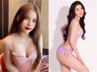 Nữ sinh Nam Định 'gây sốt' với thân hình chuẩn 'tỷ lệ vàng', dẫn đầu bình chọn tại Hoa hậu Hoàn vũ