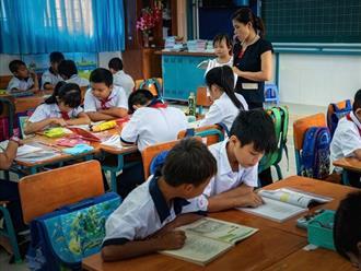 Sau thời gian triển khai dạy học trực tuyến, học sinh TP.HCM có thể trở lại trường từ tháng 1/2022