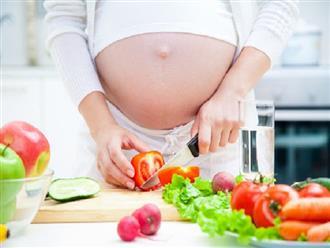 3 thói quen cực tốt của mẹ bầu giúp con thông minh khỏe mạnh ngay khi còn trong bụng mẹ