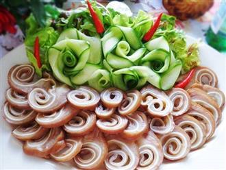 4 bộ phận của lợn rất ngon nhưng chứa nhiều cholesterol, ăn thường xuyên rất hại