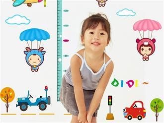 5 thực phẩm giúp trẻ phát triển chiều cao an toàn và hiệu quả