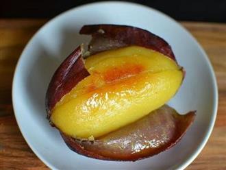 Ăn khoai lang kiểu này vừa mất hết tác dụng còn có thể gây ngộ độc, viêm loét dạ dày
