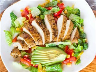 Ăn ức gà thường xuyên, chúng ta nhận ngay những lợi ích tuyệt vời đối với sức khỏe