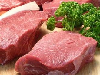 Khi ăn thịt lợn lưu ý không nên kết hợp với những thực phẩm này