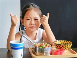 Mẹ áp dụng 3 bí quyết đơn giản này để con khỏe mạnh, cao lớn vượt trội