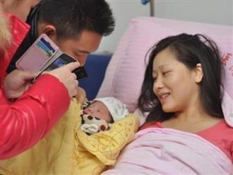 Mẹ bầu 8 tháng bụng to vượt mặt vẫn không biết, khóc cạn nước mắt khi con vừa sinh ra phải đưa ngay đi cấp cứu vì lý do này